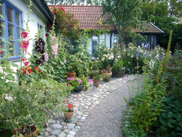 Innergården juli 2011