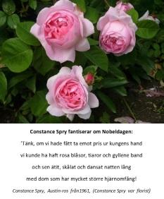 Constance Spry fantiserar
