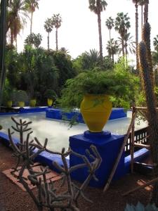 Majorelle Garden 2010