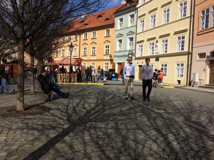 Skjorta i Prag -15