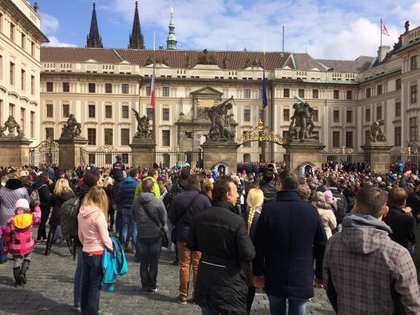 Slottet Prag -15