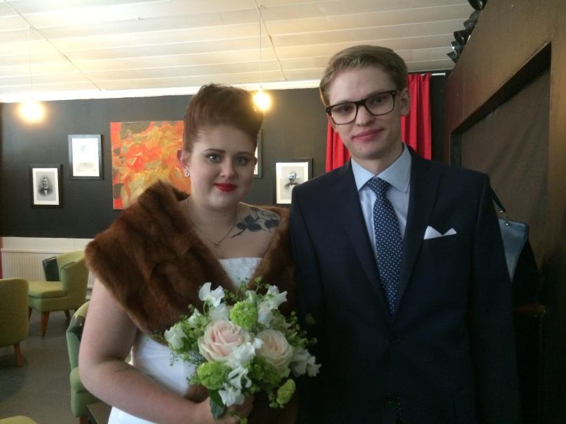 Brudparet