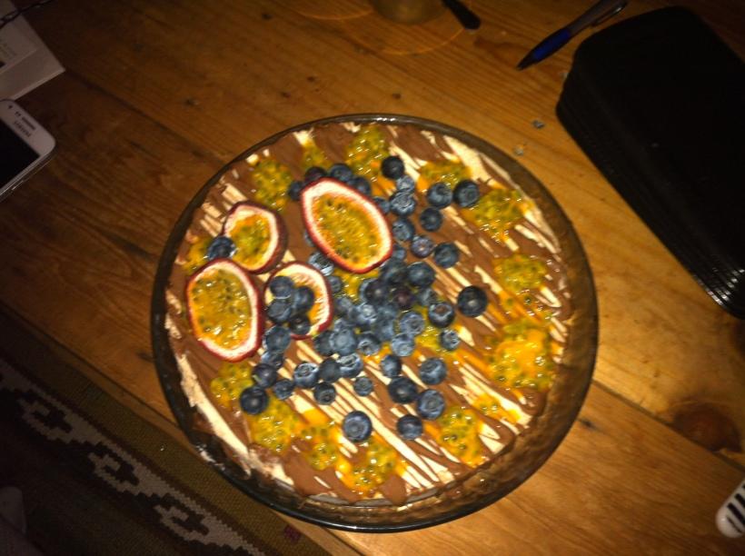 Hannas goda tårta