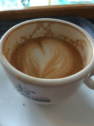 AGNETASDATOR - Kaffekopp