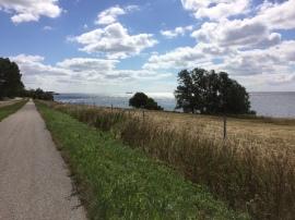 Cykelväg till Ystad