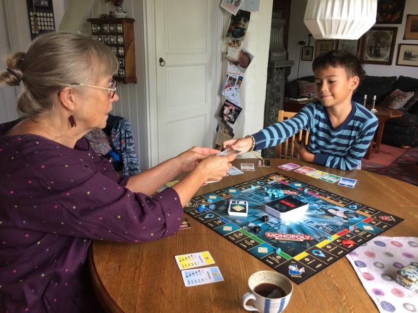 Monopoly Victor farmor