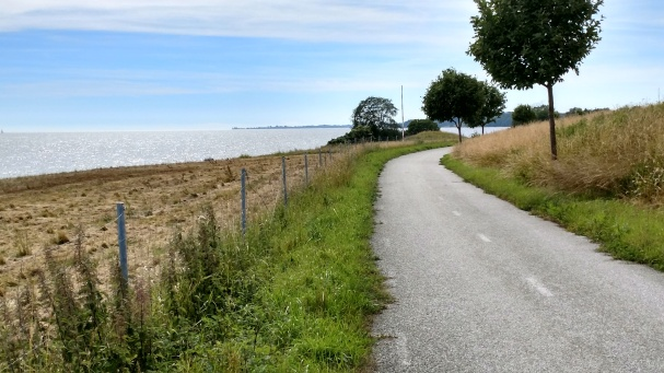 Cykelvägen från Ystad o hem