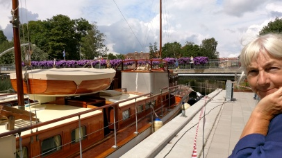 Nyköpings hamn, Bitte o båtar