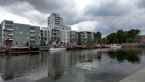 Nyköpings hamn veteraner