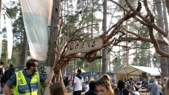 Ogräs bar och restaurang
