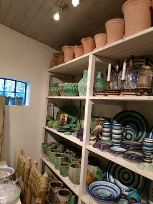20170827 En liten bit... keramik ute 2