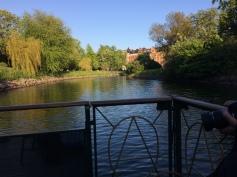Kanalen tillbaka