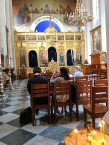 20181021 Dubrovnik en kyrka