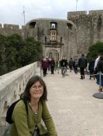 20181021 Dubrovniks ingång Lotta