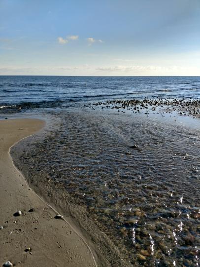 Åmynning och hav