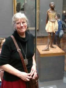 d'Orsay balettflicka och Agneta