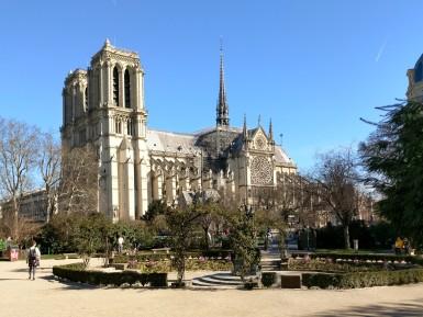 Flanera Notre Dame o park
