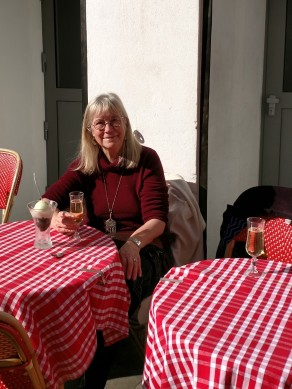 Måltid Montmartre Champagne