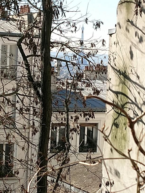 Montmartre 2 Eiffel
