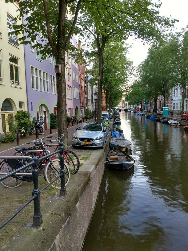 20190621 Kanal parkering