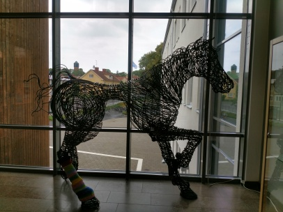 20180822 Trådhäst i Askersund