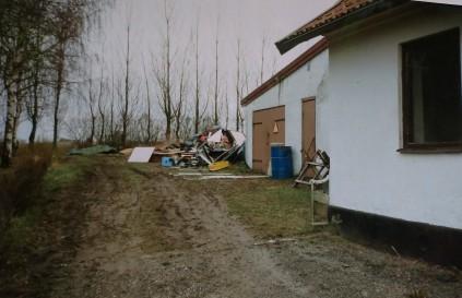 1995 Köpt hus o tomt