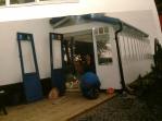 1999 Verandans dörrar